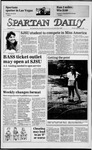 Spartan Daily, September 11, 1984