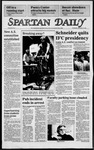 Spartan Daily, September 12, 1984 by San Jose State University, School of Journalism and Mass Communications