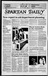 Spartan Daily, September 14, 1984 by San Jose State University, School of Journalism and Mass Communications