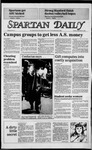 Spartan Daily, September 18, 1984