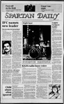 Spartan Daily, September 19, 1984 by San Jose State University, School of Journalism and Mass Communications