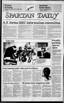 Spartan Daily, September 28, 1984