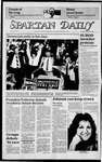 Spartan Daily, October 3, 1984 by San Jose State University, School of Journalism and Mass Communications