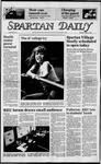 Spartan Daily, October 4, 1984 by San Jose State University, School of Journalism and Mass Communications