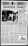 Spartan Daily, October 15, 1984 by San Jose State University, School of Journalism and Mass Communications