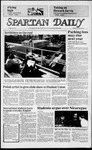 Spartan Daily, October 22, 1984 by San Jose State University, School of Journalism and Mass Communications
