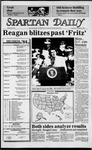 Spartan Daily, November 7, 1984 by San Jose State University, School of Journalism and Mass Communications