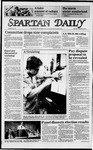 Spartan Daily, November 8, 1984 by San Jose State University, School of Journalism and Mass Communications