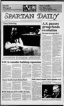 Spartan Daily, November 9, 1984 by San Jose State University, School of Journalism and Mass Communications