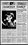 Spartan Daily, November 12, 1984 by San Jose State University, School of Journalism and Mass Communications