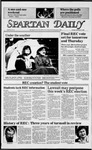 Spartan Daily, November 13, 1984 by San Jose State University, School of Journalism and Mass Communications
