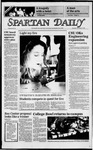Spartan Daily, November 15, 1984 by San Jose State University, School of Journalism and Mass Communications
