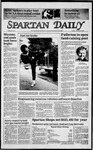 Spartan Daily, November 27, 1984 by San Jose State University, School of Journalism and Mass Communications