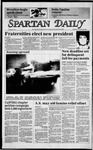 Spartan Daily, November 28, 1984 by San Jose State University, School of Journalism and Mass Communications