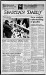 Spartan Daily, December 5, 1984 by San Jose State University, School of Journalism and Mass Communications