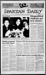 Spartan Daily, January 30, 1985 by San Jose State University, School of Journalism and Mass Communications