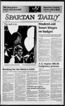 Spartan Daily, January 31, 1985
