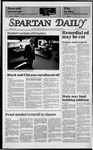Spartan Daily, February 1, 1985 by San Jose State University, School of Journalism and Mass Communications