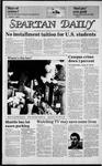 Spartan Daily, February 4, 1985