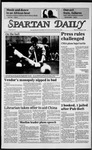 Spartan Daily, February 7, 1985 by San Jose State University, School of Journalism and Mass Communications