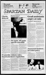 Spartan Daily, February 8, 1985 by San Jose State University, School of Journalism and Mass Communications