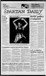 Spartan Daily, February 12, 1985 by San Jose State University, School of Journalism and Mass Communications