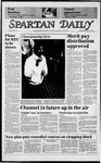 Spartan Daily, February 13, 1985 by San Jose State University, School of Journalism and Mass Communications
