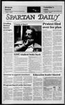 Spartan Daily, February 14, 1985 by San Jose State University, School of Journalism and Mass Communications