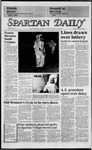 Spartan Daily, February 15, 1985 by San Jose State University, School of Journalism and Mass Communications