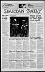 Spartan Daily, February 22, 1985