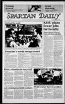 Spartan Daily, February 23, 1985 by San Jose State University, School of Journalism and Mass Communications