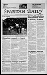 Spartan Daily, February 27, 1985 by San Jose State University, School of Journalism and Mass Communications
