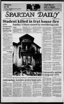 Spartan Daily, March 5, 1985 by San Jose State University, School of Journalism and Mass Communications