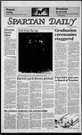 Spartan Daily, March 7, 1985 by San Jose State University, School of Journalism and Mass Communications