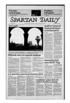 Spartan Daily, March 8, 1985 by San Jose State University, School of Journalism and Mass Communications