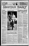 Spartan Daily, March 14, 1985 by San Jose State University, School of Journalism and Mass Communications