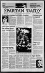 Spartan Daily, March 15, 1985