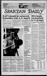 Spartan Daily, March 22, 1985 by San Jose State University, School of Journalism and Mass Communications