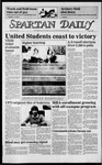 Spartan Daily, April 9, 1985 by San Jose State University, School of Journalism and Mass Communications