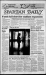 Spartan Daily, April 11, 1985 by San Jose State University, School of Journalism and Mass Communications