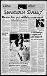 Spartan Daily, April 15, 1985 by San Jose State University, School of Journalism and Mass Communications