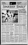 Spartan Daily, April 17, 1985 by San Jose State University, School of Journalism and Mass Communications