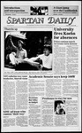 Spartan Daily, April 24, 1985 by San Jose State University, School of Journalism and Mass Communications