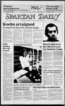 Spartan Daily, April 30, 1985 by San Jose State University, School of Journalism and Mass Communications
