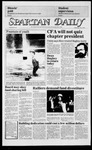 Spartan Daily, May 1, 1985 by San Jose State University, School of Journalism and Mass Communications