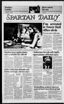 Spartan Daily, May 7, 1985 by San Jose State University, School of Journalism and Mass Communications