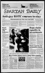 Spartan Daily, May 8, 1985 by San Jose State University, School of Journalism and Mass Communications