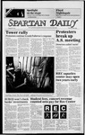 Spartan Daily, May 9, 1985 by San Jose State University, School of Journalism and Mass Communications