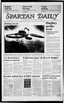 Spartan Daily, May 10, 1985 by San Jose State University, School of Journalism and Mass Communications