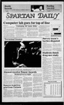 Spartan Daily, May 13, 1985 by San Jose State University, School of Journalism and Mass Communications